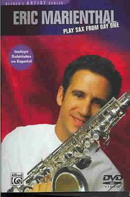 Play Sax from Day One - (Region 1 Import DVD)