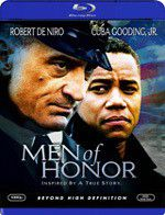 Men of Honor - (Region A Import Blu-ray Disc)