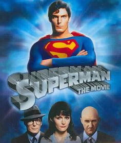 Superman the Movie - (Region A Import Blu-ray Disc)