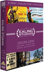 Ealing Studios Box Set 4 - (Import DVD)