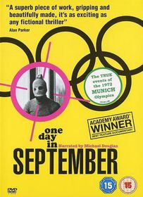 One Day In September - (Import DVD)