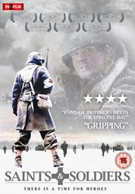 Saints & Soldiers (Film Only) - (Import DVD)