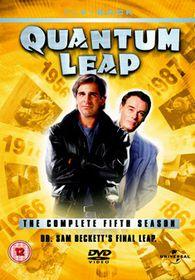 Quantum Leap - Season 5 - (Import DVD)
