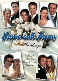 Home & Away - The Weddings - (Import DVD)