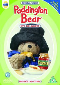 Paddington Bear 3-The Jackpot - (Import DVD)