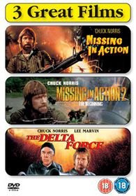 Chuck Norris Boxset (Mgm) - (Import DVD)