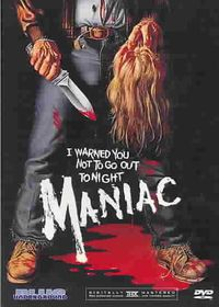 Maniac - (Region 1 Import DVD)