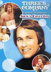 Three's Company: Capturing the Laughter - Jack's Episodes - (Region 1 Import DVD)