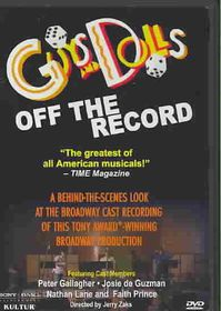 Guys and Dolls:off the Record - (Region 1 Import DVD)