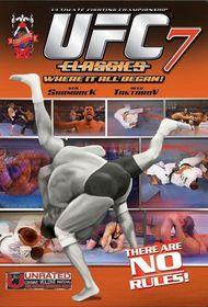 Ufc Classics 7 - (Region 1 Import DVD)