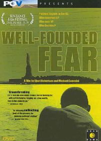 Well Founded Fear - (Region 1 Import DVD)