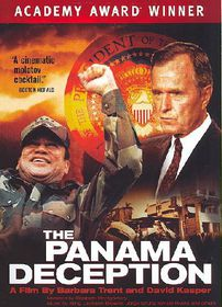 Panama Deception - (Region 1 Import DVD)
