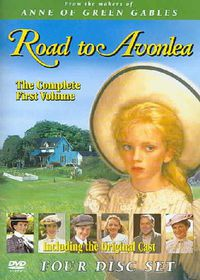 Road to Avonlea - The Complete First Volume - (Region 1 Import DVD)