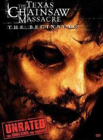 Texas Chainsaw Massacre:Beginning - (Region 1 Import DVD)