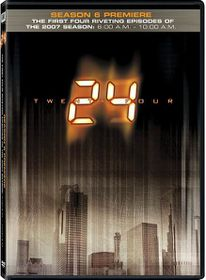 24 Season 6 Premiere - (Region 1 Import DVD)