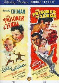 Prisoner of Zenda - (Region 1 Import DVD)