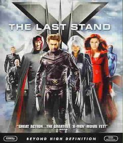 X Men 3:Last Stand - (Region A Import Blu-ray Disc)