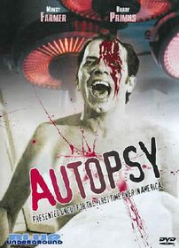 Autopsy - (Region 1 Import DVD)