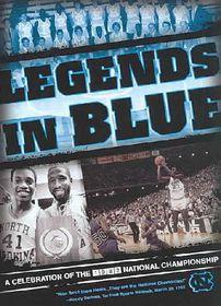 Legends in Blue:North Carolina - (Region 1 Import DVD)