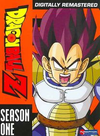 Dragon Ball Z:Season 1 Vegeta Saga - (Region 1 Import DVD)