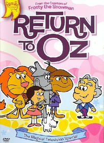 Return to Oz - (Region 1 Import DVD)