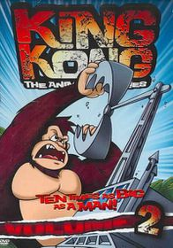 King Kong Animated Series Vol 2 - (Region 1 Import DVD)