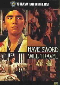 Have Sword Will Travel/Shaw Bros - (Region 1 Import DVD)