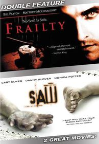 Saw/Frailty - (Region 1 Import DVD)