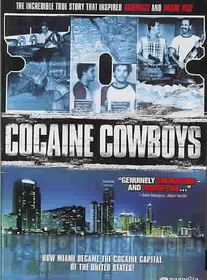 Cocaine Cowboys - (Region 1 Import DVD)