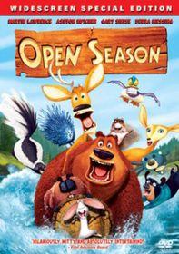 Open Season - (Region 1 Import DVD)