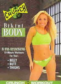Crunch:Bikini Body - (Region 1 Import DVD)