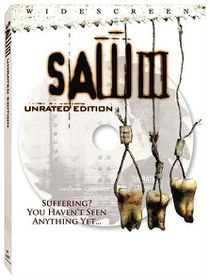 Saw 3 - Unrated Edition - (Region 1 Import DVD)