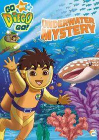 Go Diego Go:Underwater Mystery - (Region 1 Import DVD)