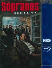 Sopranos:Season 6 Part 1 - (Region A Import Blu-ray Disc)