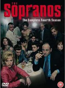 The Sopranos - Season 4 - (DVD)