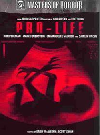 Masters of Horror:Pro Life - (Region 1 Import DVD)