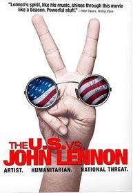 Us Vs John Lennon - (Region 1 Import DVD)