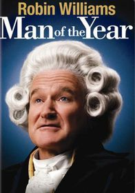 Man of the Year - (Region 1 Import DVD)
