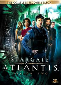 Stargate Atlantis Season 2 - (Region 1 Import DVD)