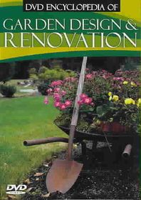 DVD Encyclopedia of Garden Design and Renovation - (Region 1 Import DVD)