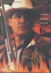 Across the Line - (Region 1 Import DVD)