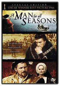 Man for All Seasons - (Region 1 Import DVD)