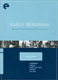 Early Bergman Box Set - (Region 1 Import DVD)
