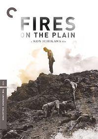 Fires on the Plain - (Region 1 Import DVD)