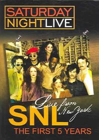 Snl:First 5 Years - (Region 1 Import DVD)