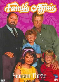 Family Affair Season Three - (Region 1 Import DVD)
