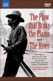 Plow That Broke the Plains and the River - (Region 1 Import DVD)