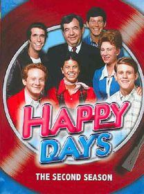 Happy Days:Second Season - (Region 1 Import DVD)
