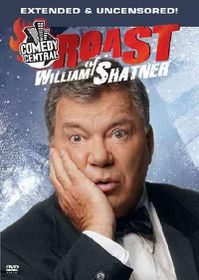 Comedy Central Roast of William Shatner - (Region 1 Import DVD)