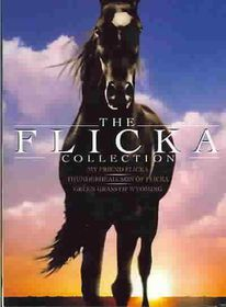 Flicka Giftset Collection - (Region 1 Import DVD)